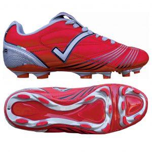 scarpa professional rosso-silver